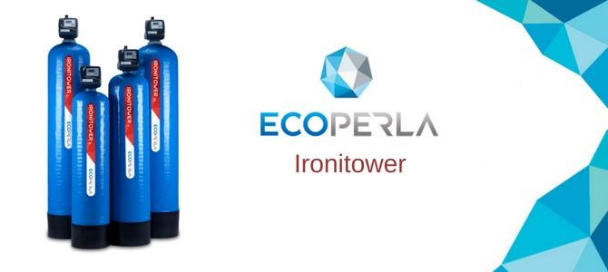 Ecoperla Ironitower odżelaziacz wody