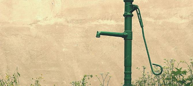 Woda ze studni, a problem żelaza