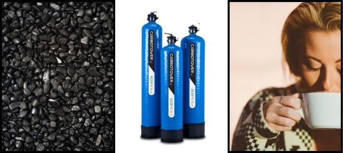 Węgiel aktywny – jaki typ wybrać do filtracji wody?